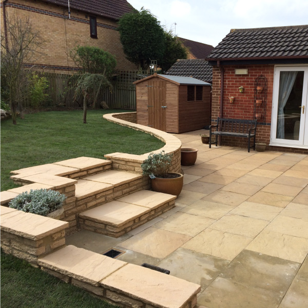 A.S.T. Landscapes are Garden Design Specialists in Northampton